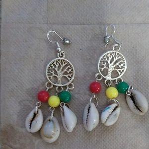 Jewelry - Tribal earrings